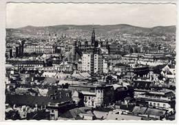 WIEN - Panorama Mit Hochaus, Minoritenkirche, Rathaus Und Wienerwaldberge - Wien