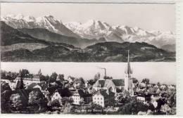 ZUG Und Die Berner Hochalpen - ZG Zoug