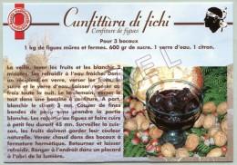 Recette Corse - ´´Cunffittùra Di Fichi´´ (Confiture Aux Figues) - Pierre Dominique Natali - Recipes (cooking)