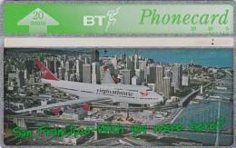 UK, BTA-138, Virgin Atlantic (4) - San Francisco, Airplane.   CN : 550G - United Kingdom