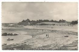 Tregunc - 29 - La Plage Du Pouldohan à Marée Basse , Cpsm,  édition Locale Rare Glemarec , Voy 1958 - Zonder Classificatie