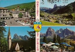 ST.ULRICH BOZEN  ORTISEI  BOLZANO  Fg - Bolzano
