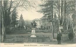 13 - AIX EN PROVENCE -  Jardin Rambaud - Aix En Provence