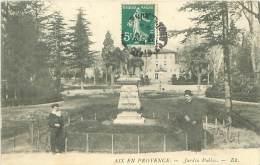 13 - AIX EN PROVENCE - Jardin Public - Aix En Provence