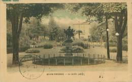 13 - AIX EN PROVENCE - Le Jardin Public - Aix En Provence