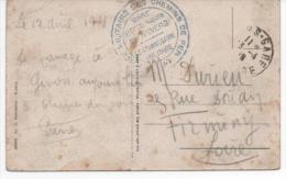 I GUERRA MONDIALE TRUPPE FRANCESI IN ITALIA RONCO SCRIVIA (GENOVA) VIA DELLA STAZIONE 1918 MILITAIRES DES CHEMINS DE FER - 1914-18