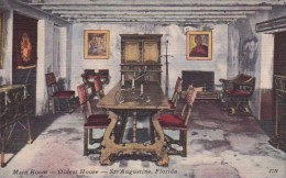 Main Room Oldest House Saint Augustine Florida
