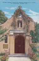 Ancient Spanish Shrine Of Nuestra Senora De La Leche Saint Augus