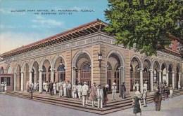Outdoor Post Office Saint Petersburg Florida