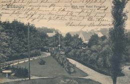 Glücksburg  Blick Vom Hotel Fernsicht -- PU 1909, # 1089, Verlag W. Brüshaber - Gluecksburg