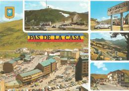 VALLS D'ANDORRA ... PAS DE LA CASE .. DIFFERENTS ASPECTS - Andorra