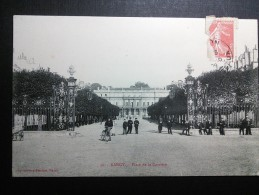 NANCY - 54 - La Place De La Carrière - EEE1 - - Nancy