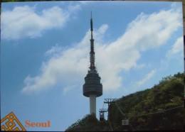 Cable Car At Namsan -  Seoul - Corée Du Sud