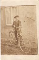 Cycle Cycliste Velo (photo Carte - Ciclismo