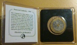 20 FRANCS COUBERTIN - France