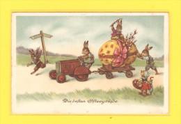 Postcard - Greetings Card, Easter         (15055) - Pasqua