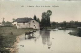 La Cuisine - Bords De La Semois - Le Moulin - 1911 - Florenville