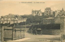 76 VEULES-LES-ROSES LES CHALETS DE LA MER - CALECHE - Veules Les Roses