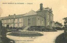 76 SAINT-ROMAIN DE COLBOSC HOPITAL - JARDINIERS - Saint Romain De Colbosc
