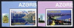AZERBAIJAN 2004 Europa: Tourism Set Of 2 MNH / ** - Azerbaïjan