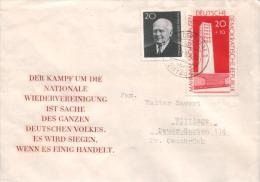 DDR / GDR - Mi-Nr 783a + 784 Umschlag Echt Gelaufen / Cover Used (d420) - [6] Democratic Republic