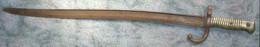 Sabre Baionnette Chassepot Mle 1866 - Knives/Swords