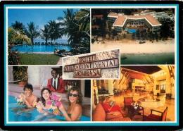 Hotel Inter-Continental, Mombasa, Kenya Postcard Used Posted To UK - Kenya