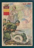 ILLUSTRATORE D'ERCOLI 31° FANTERIA SIENA REGGIMENTO SCUOLA ALLIEVI UFFICIALI FANTERIA MOTORIZZATA - Guerra 1939-45