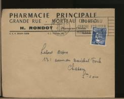 FRANCE  -  MORTEAU  -  Centre Horloger  -  Montres Reputees - Orologeria
