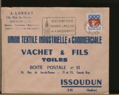 FRANCE  -  MOULINS  -  DIG ! DIN ! DON ! -  Sonnent Le 4  JACQUEMARTS  -  MOULINS GARE - Orologeria