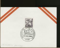 OSTERREICH  -  LINZ  -  OROLOGIO  Antico - Orologeria