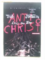 Folleto De Mano. Película Antichrist. Willen Dafoe. Dinamarca. 2006 - Cinemania