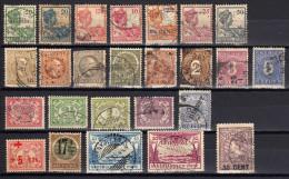 Indes Néerlandaises - Nederland Indies - Lot De 25 Timbres Classiques - Indes Néerlandaises
