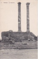 CPA Timgad - Le Capitole - 1914 (3862) - Tiaret