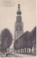 Hoogstraten - Toren Van Sinte-Katharinakerk Hoogte 105 Meters. Afgestempeld 1925. - Hoogstraten