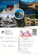 Julijske Alps, Slovenia Postcard Used Posted To UK 2009 Nice Stamp - Slovenia