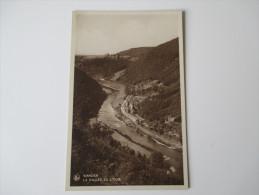 AK / Bildpostkarte Luxembourg. Vianden. La Vallee De L'Our - Vianden