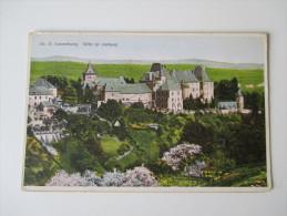 AK / Bildpostkarte Gr. D. Luxembourg. Wiltz (le Chateau) Edition W. Capus, Luxembourg No. 3 - Wiltz