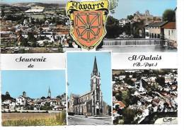 Souvenir De SAINT PALAIS - Saint Palais