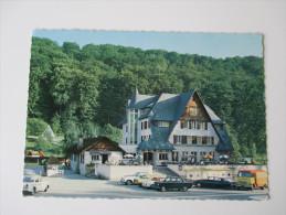 AK / Bildpostkarte Luxembourg 1968 Europarc. L'Hotel Restaurant Unique Au Grand-Duche. Dommeldange - Sonstige