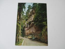 AK / Bildpostkarte Luxembourg Echternach Promenade B.-Echternach Berdorf. Le Perecop. Alter Reisebus - Echternach