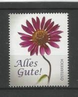 Österreich  2013  Mi.Nr. 3050 , Alles Gute - Postfrisch / Mint / MNH / (**) - 2011-... Unused Stamps