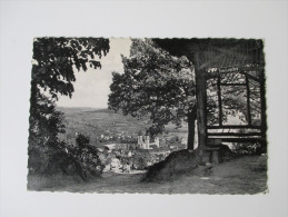 "AK / Bildpostkarte Luxembourg 1957 Echternach Petite Suisse Luxembourgeoise. Vue Prise Du ""Trosknepchen"" - Echternach"