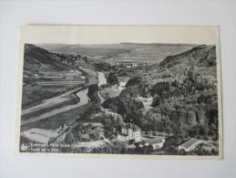 AK / Bildpostkarte Luxembourg 1952 Echternach Petite Suisse Luxembourgeoise. Vallee De La Sure - Echternach