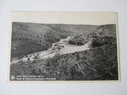 AK / Bildpostkarte Luxembourg 1952 Petite Suisse Luxembourgeoise. Route De Grundhof - Vogelsmühle- Müllerthal - Muellerthal