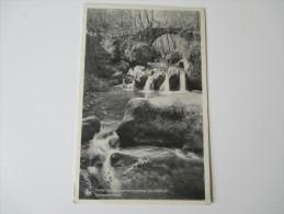 AK / Bildpostkarte Luxembourg 1952 Petite Suisse Luxembourgeoise. Müllerthal. Schiessentümpel. Promenade M. - Muellerthal