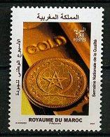Maroc ** N° 1467 - Semaine Nationale De La Qualité - Maroc (1956-...)