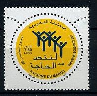Maroc ** N° 1466 - Semaine De La Solidarité - Maroc (1956-...)