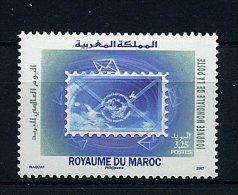 Maroc ** N°1463 - Journée Mondiale De La Poste - Maroc (1956-...)
