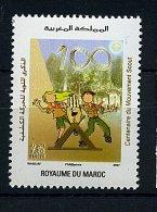 Maroc ** N° 1460 - Cent. Du Mouvement Scout - Maroc (1956-...)